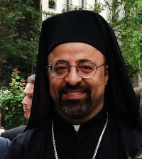 Ibrahim Isaac SEDRAK patriarche d'Alexandrie des coptes catholiques