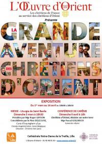 Lille: Exposition, Messe, Conférence (1er mars au 16 avril)